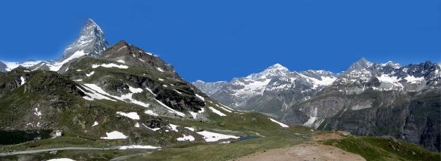 X - Matterhorn panorama