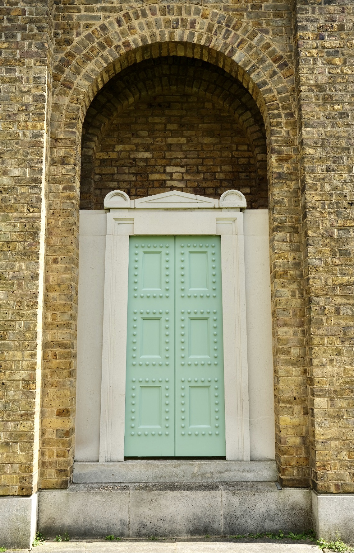 Green door - Dulwich village